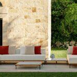 divano esterno lecce salento